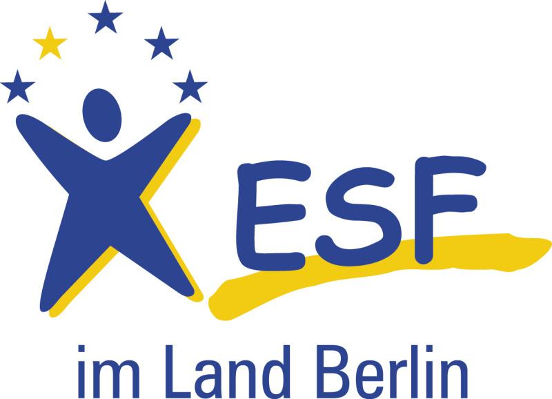 Förderung einzelner FCZB-Projekte aus Mitteln des Europäischer Sozialfonds im Land Berlin