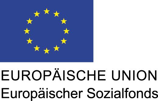 Das Projekt IT-KNOW-HOW FÜR DEN WIEDEREINSTIEG wird gefördert aus Mitteln des Europäischen Sozialfonds und der Senatsverwaltung für Gesundheit, Pflege und Gleichstellung, Abteilung Frauen und Gleichstellung.