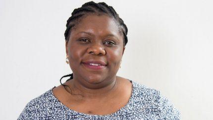 Geraldin Mua Ikia, Sozialpädagogin und Trainerin, #Expertinnenwissen im FCZB