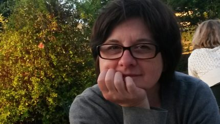 Isolde Stockburger, Sozialpädagogin und Software-Trainerin, #Expertinnenwissen im FCZB