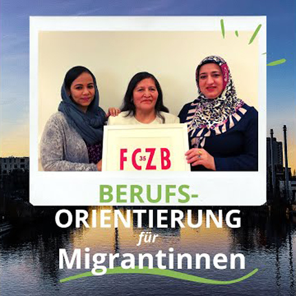 Thumbnail Video Berufliche Orientierung für Migrantinnen