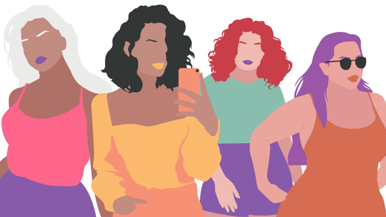 Im Bildungsprojekt DigitalAngels werden Mädchen und junge Frauen zu Multiplikatorinnen für das Thema digitale Gewalt.