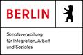 Logo Senatsverwaltung Integration, Arbeit und Soziales