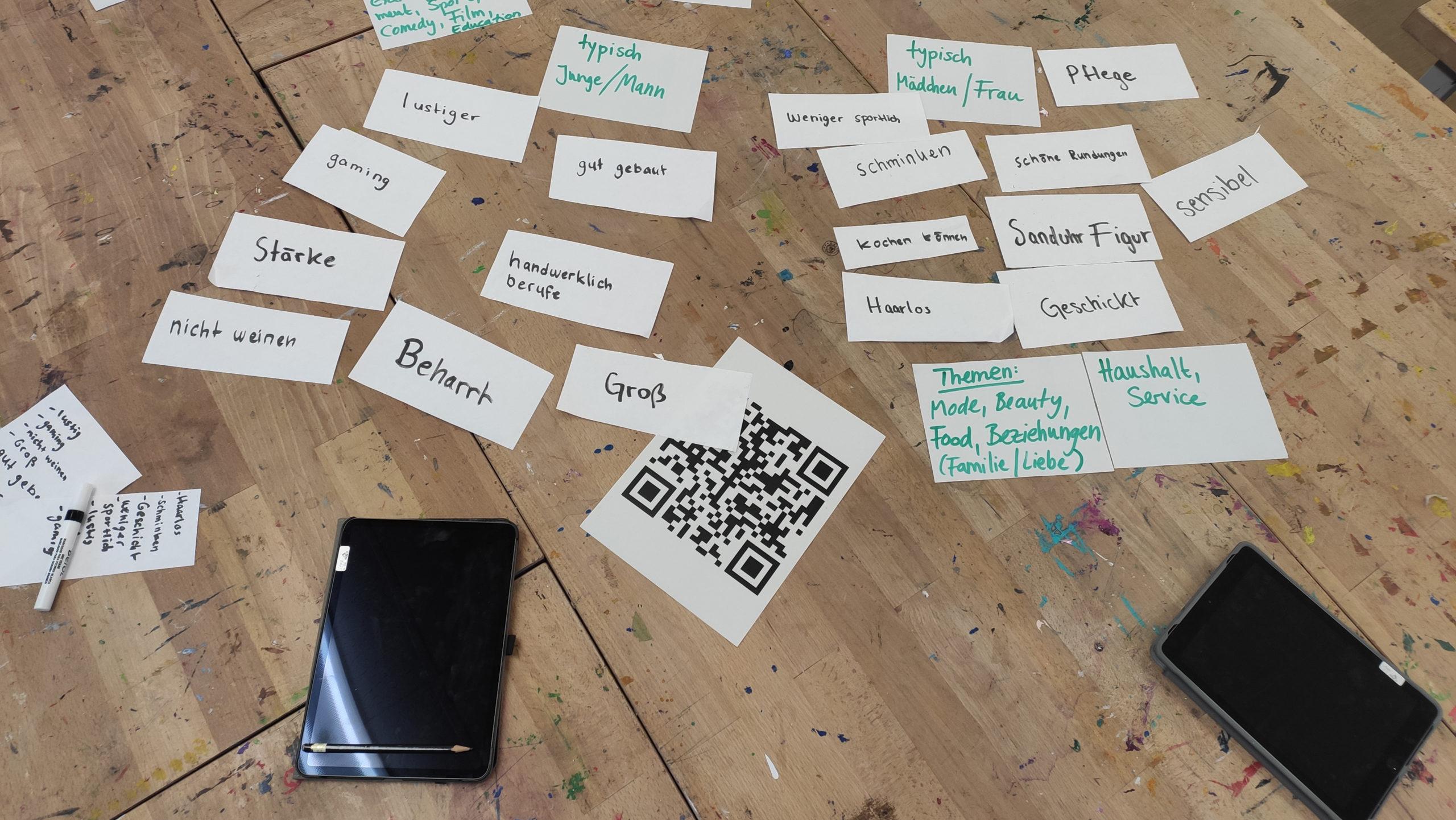 DigitalAngels-Workshop in der Jugendkunstschule Frixberg © Maria Fischer