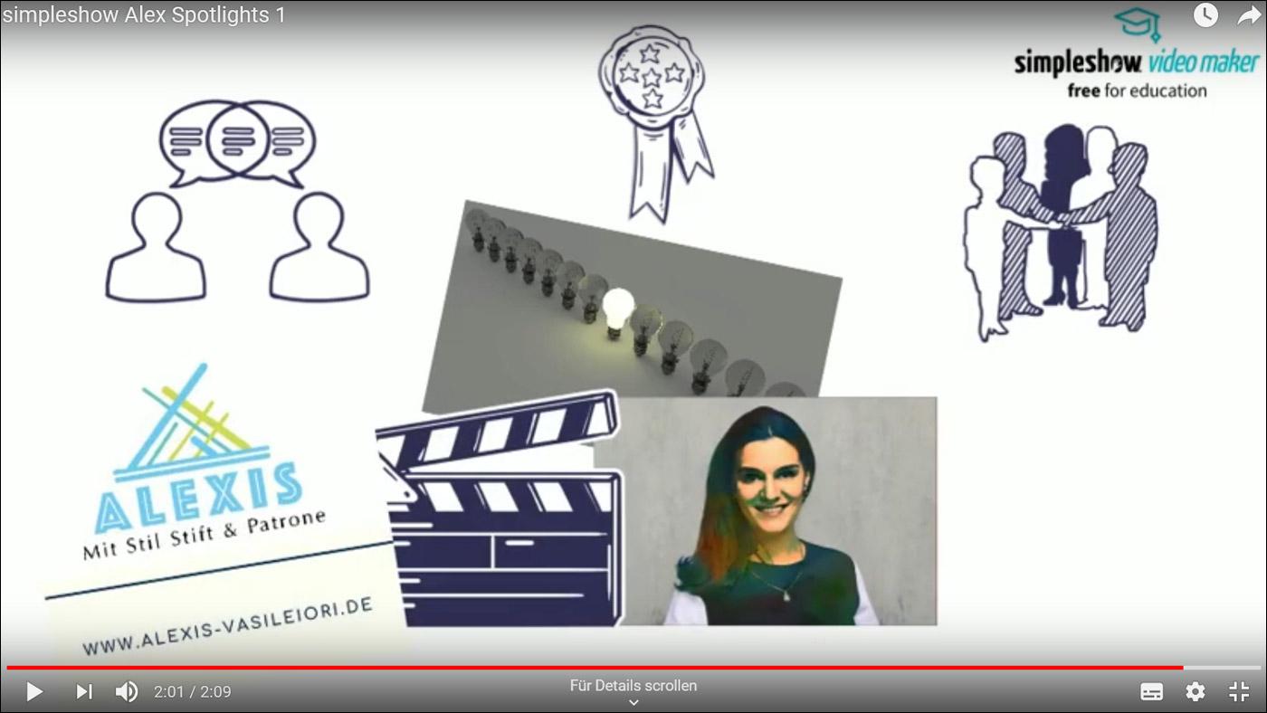 Alexis Vasileiori: #CSMM-Abschlussprojekte 2021 - Content- und Social-Media-Management