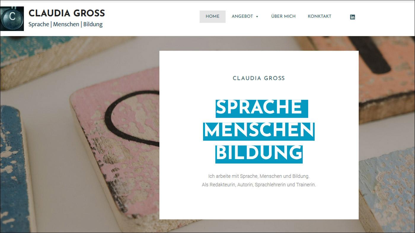 Claudia Groß: #CSMM-Abschlussprojekte 2021 - Content- und Social-Media-Management