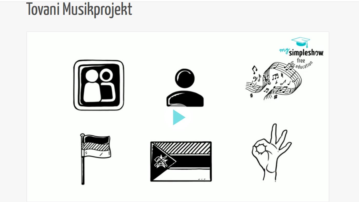 #CSMM: Abschlussprojekt von Tovani Böse (Screenshot)