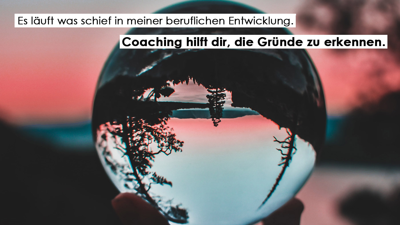 Coaching hilft ... ©Photo by Mathilda Khoo on Unsplash