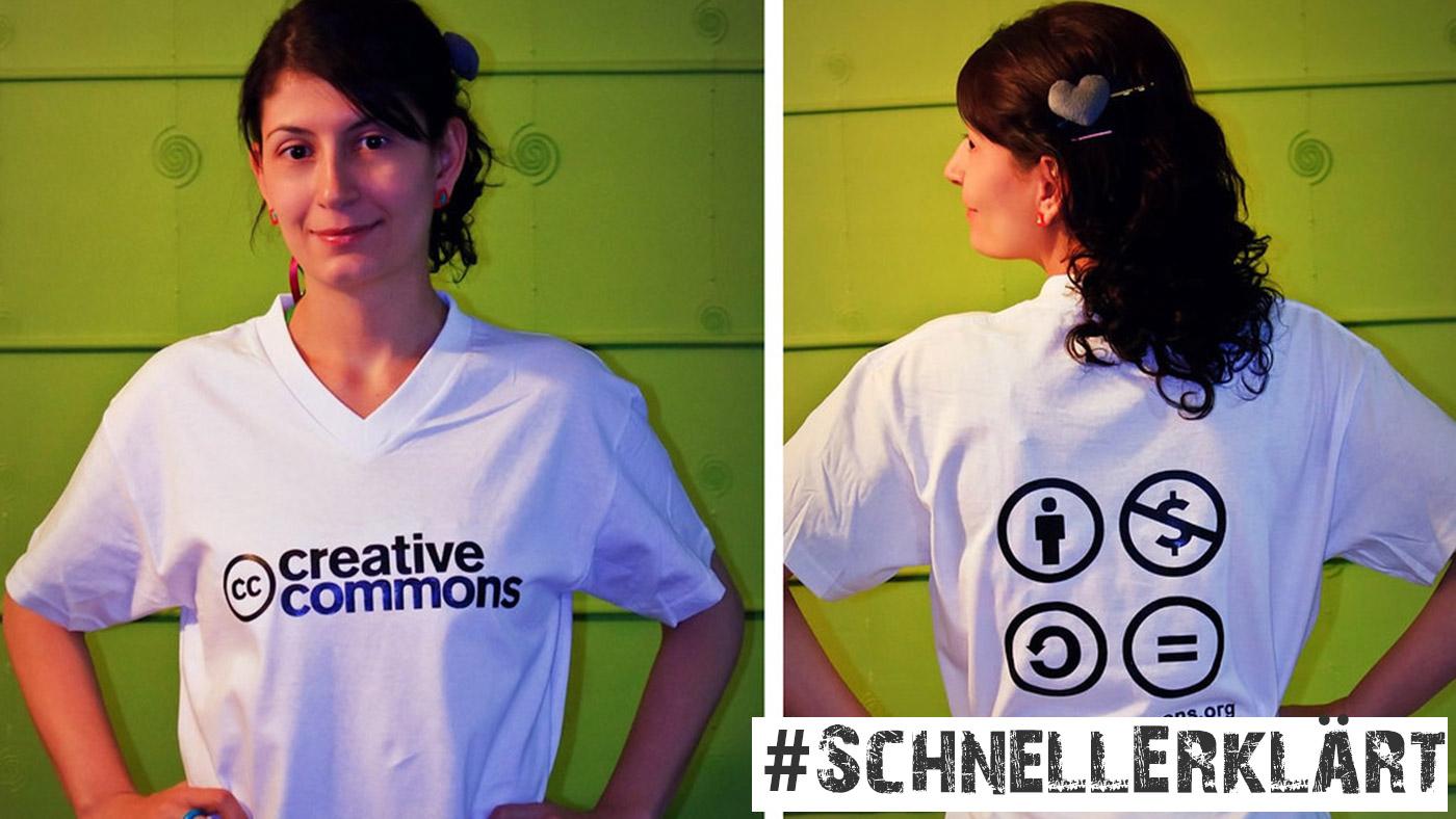 #SchnellErklärt: Creative Commons Lizenzen ©CC BY 2.0 by De todos los Colores/