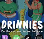 #FCZBsommertipps - Podcast: Drinnies - Podcast mit Guilia Becker und Chris Sommer