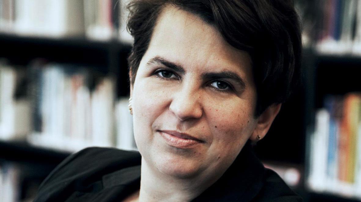 Valie Djordjevic. Journalistin, Autorin, Dozentin. #Expertinnenwissen im FCZB © Dirk Dunkelberg