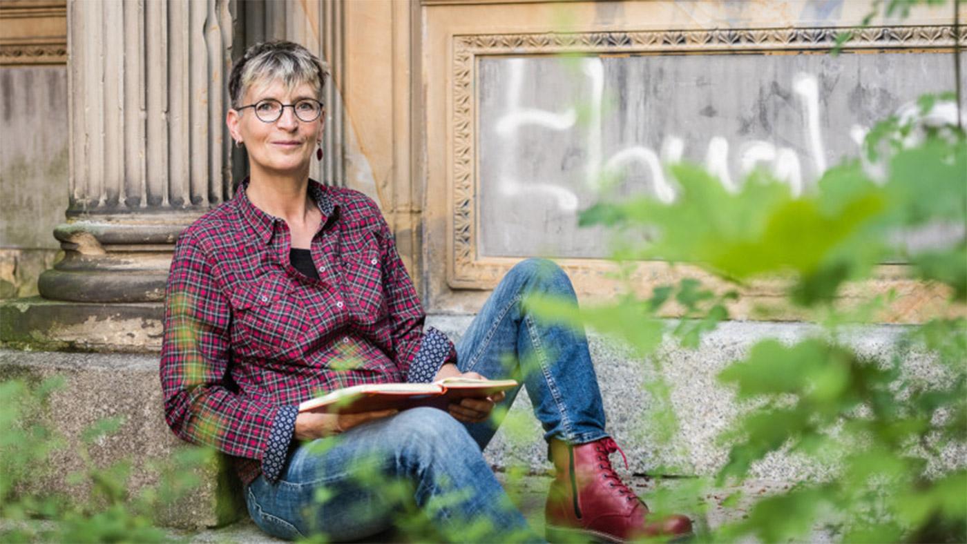 Katrin Schwahlen, Autorin, Bloggerin und Trainerin. #expertinnenwissen im FCZB