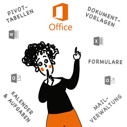 PORTA-Zusatzmodul: Komplexe Funktionen in MS Office