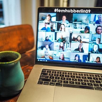 #femhubberlin09 – Netzwerktreffen Frauen und digitale Bildung (Symboldbild) Foto von Chris Montgomery/Unsplash