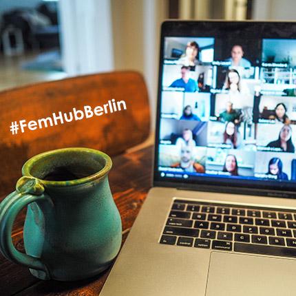 #FemHubBerlin - das Netzwerk für Frauen und digitale Bildung in Berlin (Symbolbild: Chris Montgomery/Unsplash)